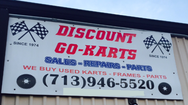 Discount Go-Karts Home